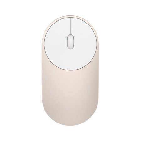 Mouse Wireless Portable Knup G22 Cobre