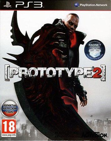 Prototype 2 PS3 Usado