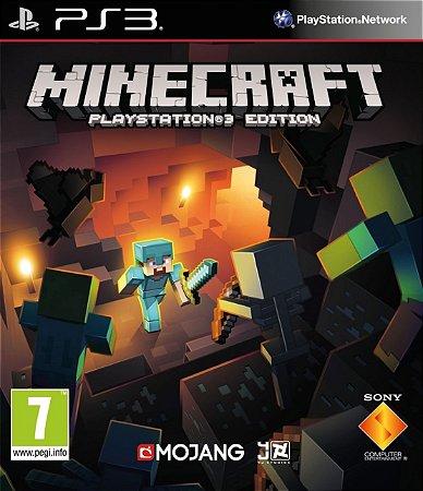 Minecraft Playstation 3 Edition PS3 Usado