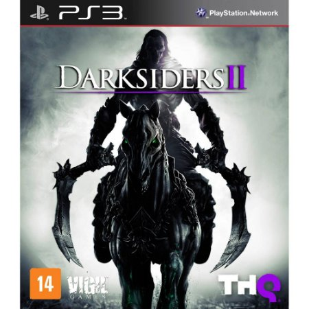 Darksiders 2 PS3 Usado