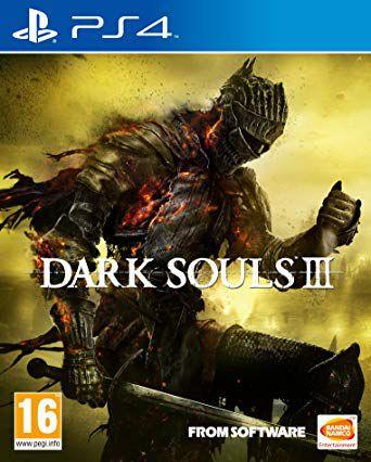 Dark Souls 3 PS4 Usado