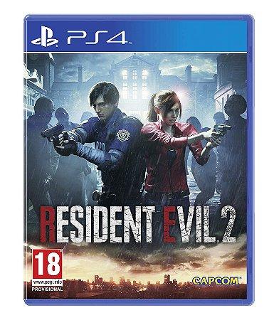 Resident Evil 2 Remake PS4 Usado