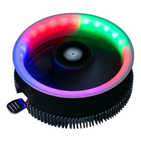 Cooler p/ Processador Gamer RGB Universal AMD Intel
