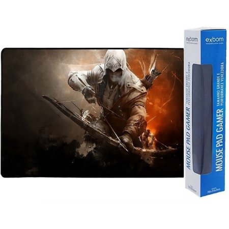 Mouse Pad Assasins Creed Action Extra Grande Speed