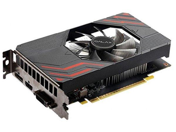 Placa de Vídeo Galax Prodigy Geforce GTX 1650 4GB DDR5 128 Bit