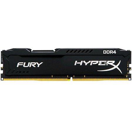 Memória Kingston HyperX FURY 16GB 2400Mhz DDR4