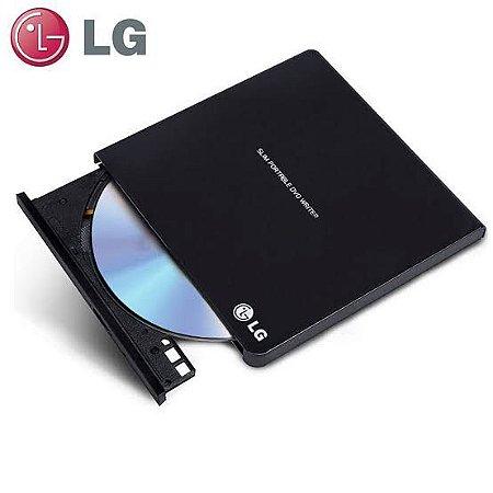 Gravador de DVD Externo LG Slim GP65NB60