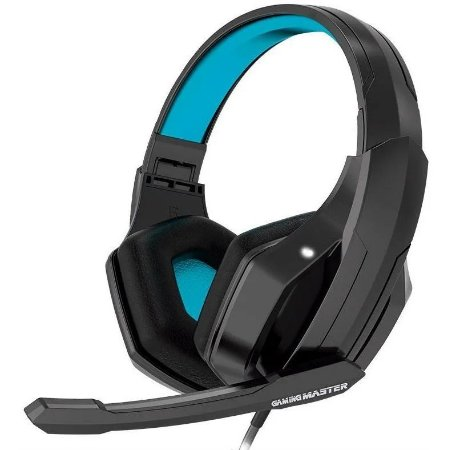 Headset Gamer ARS3 K-MEX - Compatível Smartphone, PS4, Xbox One
