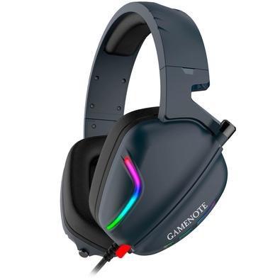Headset Gamer Havit, RGB, 7.1 Surround, Black, H2019U