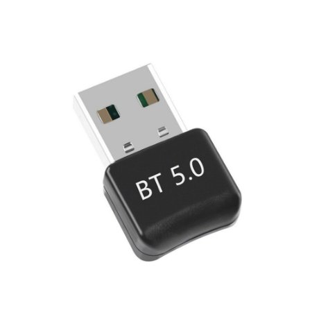 Adaptador Bluetooth USb 5.0 Dongle Cartela ( BOX )