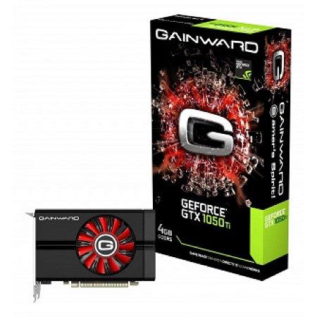 Placa de Vídeo Gainward Geforce GTX 1050TI 4GB DDR5 128 Bits