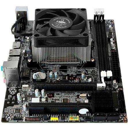 Kit Upgrade AMD FM2 A10 5700 3.40 Ghz Quad Core + Placa Mãe MSI A68HM-E33 DDR3
