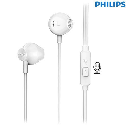 Fone de Ouvido Philips com Microfone TAUE101