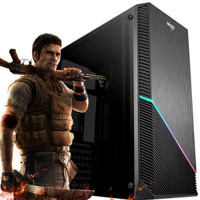 Computador Intervia  AMD Ryzen 3200G 3.6Ghz + 8GB DDR4 + HD SSD 240GB + Ati Radeon Vega 8