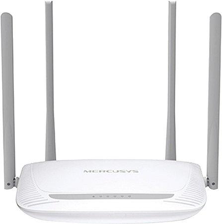 Roteador Wireless N 300Mbps 4 Antenas Fixas 5 DBi MW325R Mercusys
