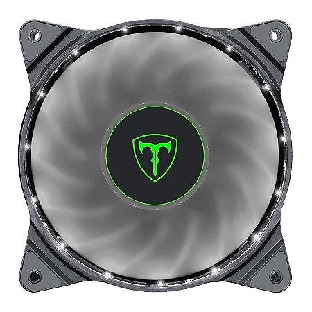 Cooler T-DAGGER 120MM LED BRANCO T-TGF300-W