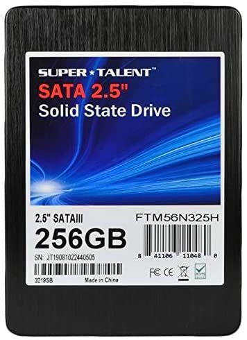 SSD Super Talent 256GB S-ata III