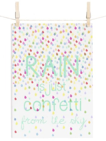 POSTER RAIN FROM SKY