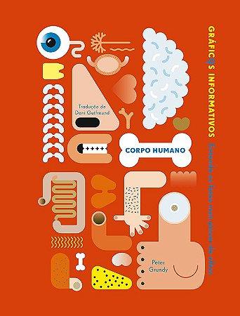Gráficos informativos - Corpo humano