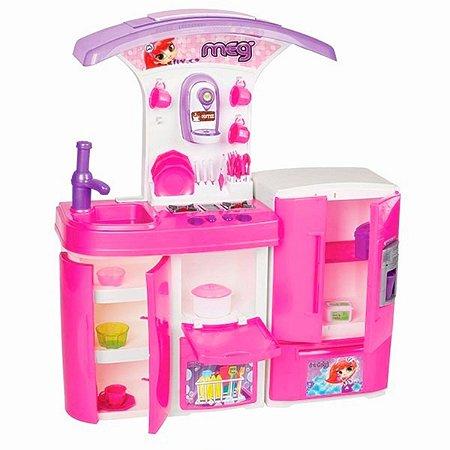 Cozinha Infantil Completa Versátil Super - Magic Toys