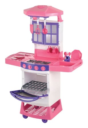 Cozinha Mágica Infantil Coleção Meg - Magic Toys
