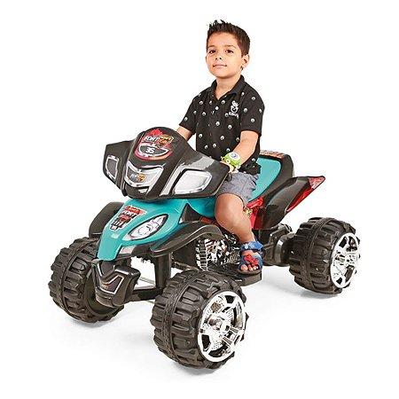 Quadriciclo Elétrico Infantil Fort Play Sport Azul - Homeplay