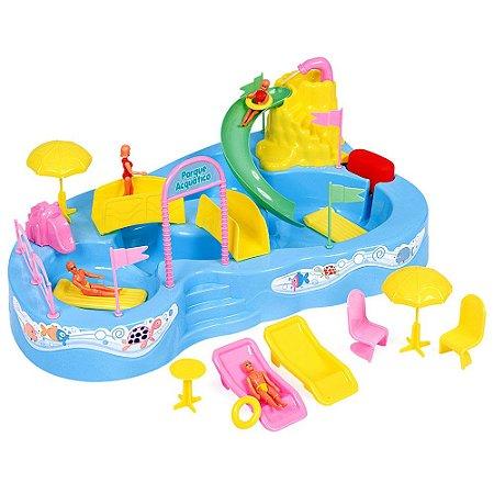 Parque Aquático Infantil - Homeplay