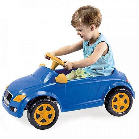 Carro a Pedal Infantil Audi ATT Azul - Homeplay
