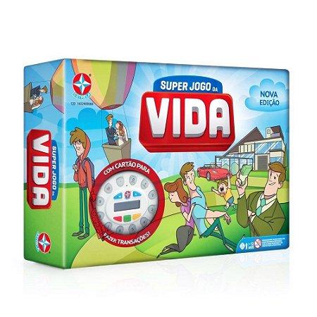 SUPER JOGO DA VIDA - ESTRELA