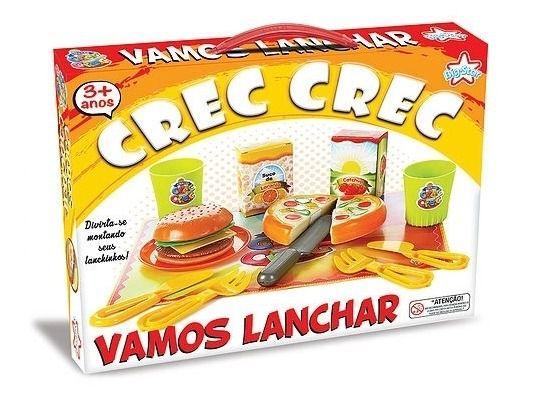 CREC CREC VAMOS LANCHAR - BIG STAR