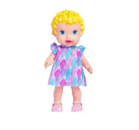 BONECA BABY'S COLLECTION FAZ XIXI - SUPER TOYS
