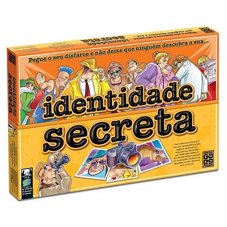 JOGO IDENTIDADE SECRETA - GROW