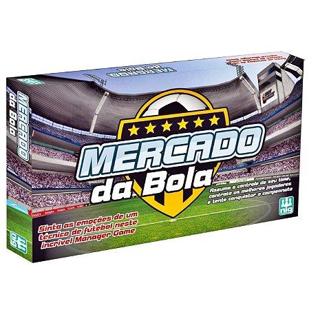 JOGO MERCADO DA BOLA - NIG BRINQUEDOS