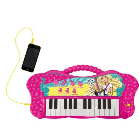 BARBIE TECLADO FABULOSO - FUN