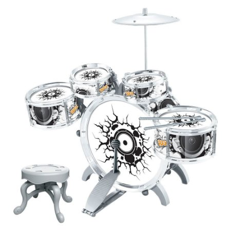 BATERIA ROCK PARTY 51CM - DM TOYS
