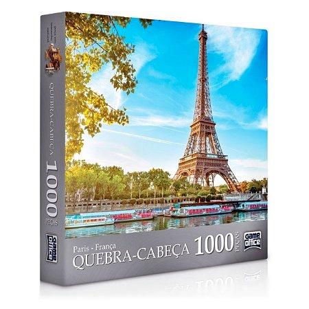 QUEBRA-CABEÇA PARIS 1000 PEÇAS - TOYSTER