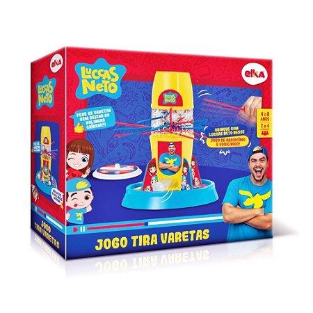 JOGO TIRA VARETAS LUCCAS NETO - ELKA