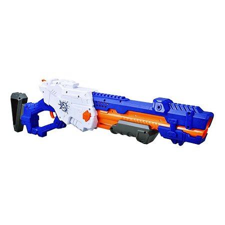 LANÇADOR SUPER SHOT MASTER POWER - DM TOYS