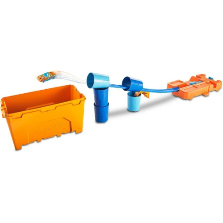 HOT WHEELS TRACK BUILDER CAIXA DE OBSTÁCULOS - MATTEL