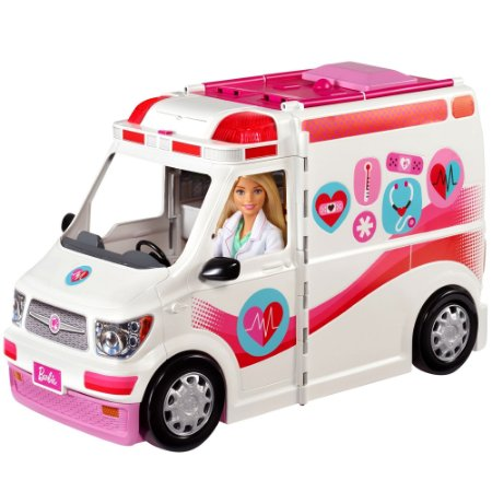 BARBIE HOSPITAL MÓVEL - MATTEL