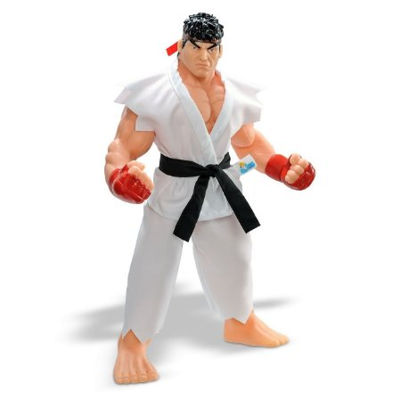 BONECO RYU STREET FIGHTER 43CM - ANGEL TOYS