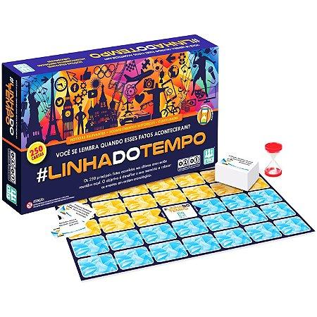 JOGO LINHA DO TEMPO - NIG BRINQUEDOS