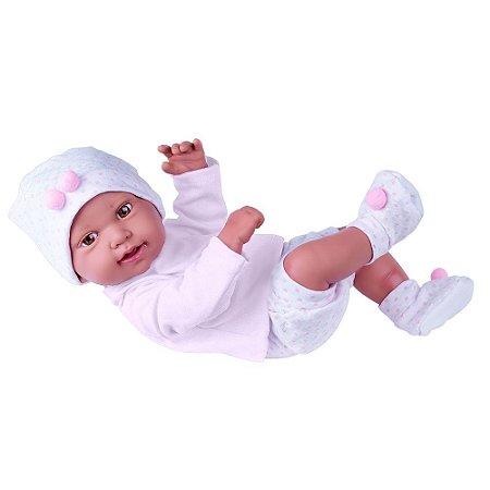 BONECA ANNY DOLL BABY C/ SHORTS E BLUSA - COTIPLAS