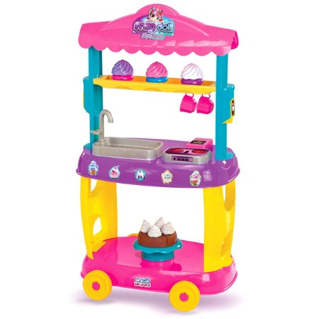 FOOD TRUCK DOCES - MAGIC TOYS