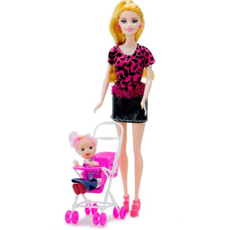 BONECA HAYLEY BABY GIRL - GOAL KIDS