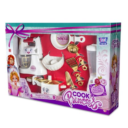 COOK PRINCESS - ZUCA TOYS