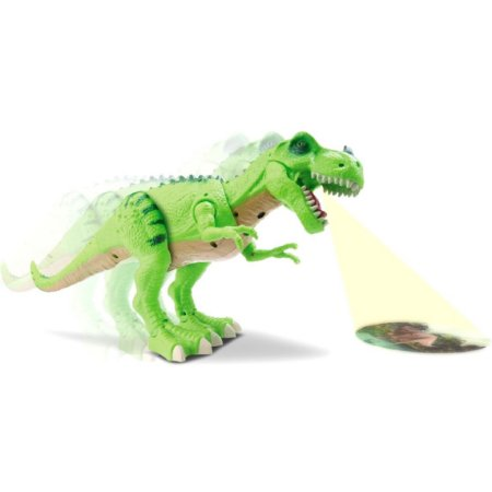 SUPER T-REX COM SOM, LUZ E MOVIMENTO - BEE TOYS