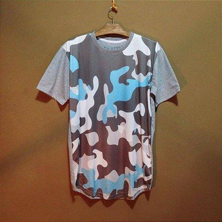 Camiseta Camuflado