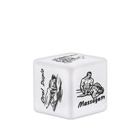 Dadinho Gay Jogo do Prazer - Diversão ao Cubo