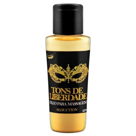 Óleo Para Massagem Seduction Gold 60ml - Chillies